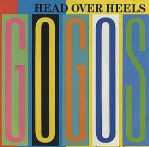 Cover - Go-Go's: Head Over Heels
