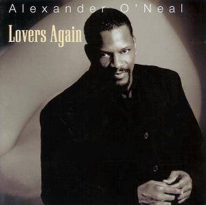 Cover - Alexander O'Neal: Lovers Again