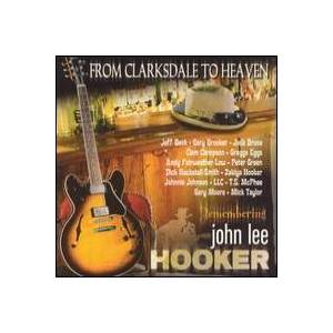 Cover - Dick Heckstall-Smith: From Clarksdale To Heaven - Remembering John Lee Hooker