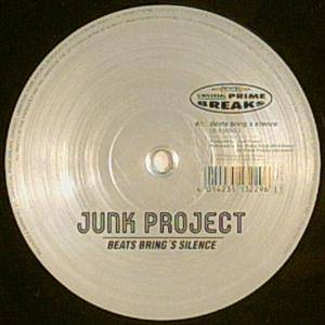 Cover - Junk Project: Beats Bring's Silence