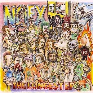NOFX: Longest EP, The - Cover