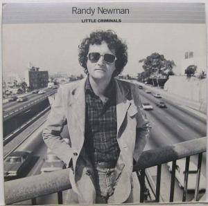 Randy Newman: Little Criminals - Cover