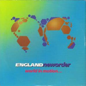 Englandneworder: World In Motion... - Cover