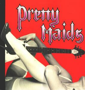 Pretty Maids: Pretty Maids - Cover