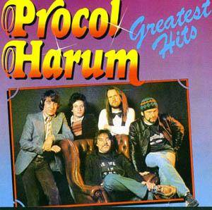 Procol Harum: Greatest Hits - Cover