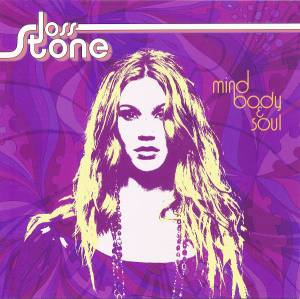 Joss Stone: Mind Body & Soul - Cover
