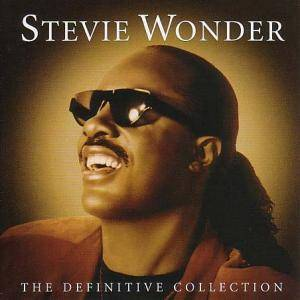 Stevie Wonder: Definitive Collection, The - Cover