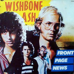 Wishbone Ash: Front Page News - Cover