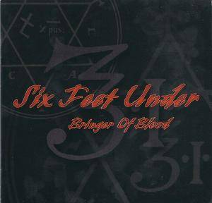Six Feet Under: Bringer Of Blood (CD) - Bild 2