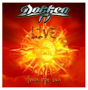 Cover - Dokken: Live From The Sun