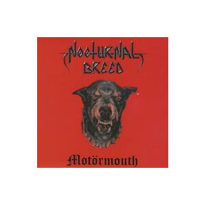 Cover - Nocturnal Breed: Motörmouth