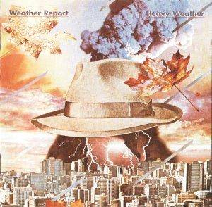Weather Report: Heavy Weather - Cover