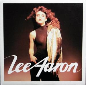 Lee Aaron: Lee Aaron - Cover