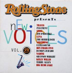 Cover - Ultraspank: Rolling Stone: New Voices Vol. 28
