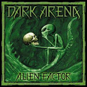 Dark Arena: Alien Factor - Cover