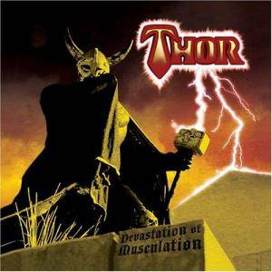 Cover - Thor: Devastation Of Musculation