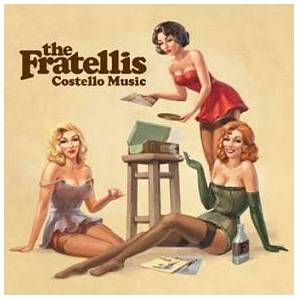 The Fratellis: Costello Music - Cover