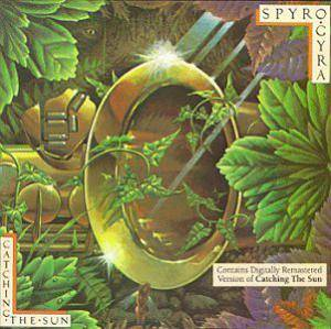 Cover - Spyro Gyra: Catching The Sun