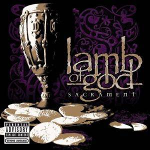 Cover - Lamb Of God: Sacrament