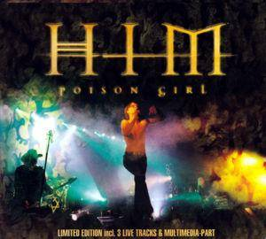 HIM: Poison Girl - Cover