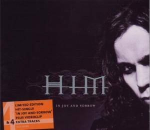HIM: In Joy And Sorrow (Single-CD) - Bild 1