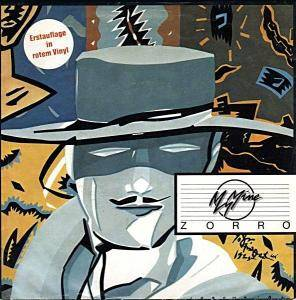 My Mine: Zorro - Cover