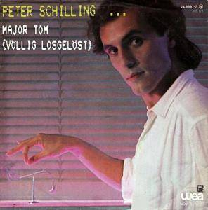 Peter Schilling: Major Tom (Völlig Losgelöst) - Cover