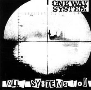 One Way System: All Systems Go - Cover