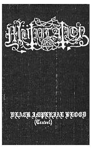 Cover - Mütiilation: Black Imperial Blood (Travel)