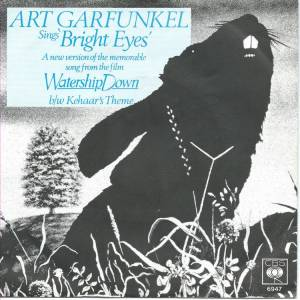 "Art Garfunkel: Bright Eyes (7"") - Bild 1"