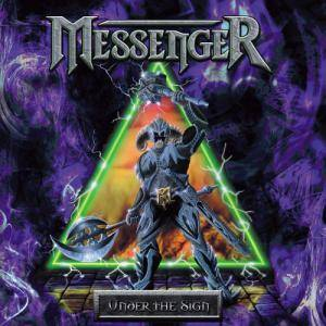 Messenger: Under The Sign - Cover
