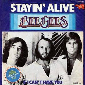 Bee Gees: Stayin' Alive - Cover