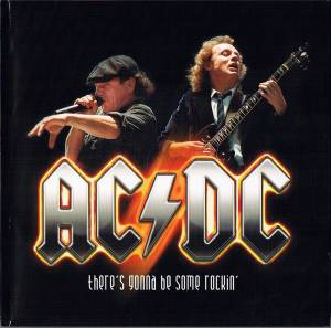 AC/DC: There's Gonna Be Some Rockin' - Cover