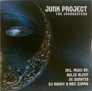 Cover - Junk Project: Junkhunters, The