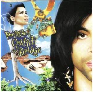 Prince: Graffiti Bridge - Cover