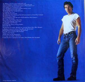 Bruce Springsteen: Born In The U.S.A. (LP) - Bild 6
