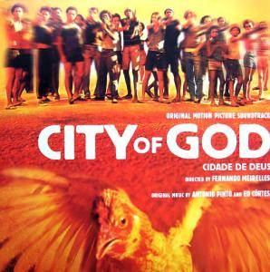 City Of God - Original Motion Picture Soundtrack - Cover