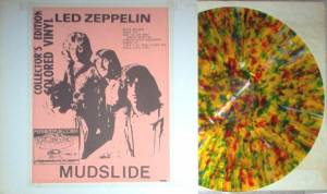Led Zeppelin: Mudslide - Cover