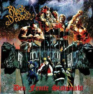 Black Debbath: Den Femte Statsmakt (CD) - Bild 1