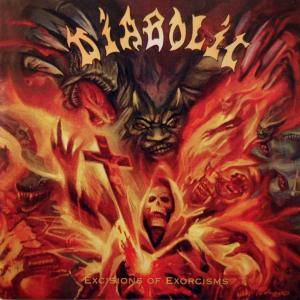 Cover - Diabolic: Excisions Of Exorcisms