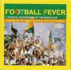 Cover - De Specials: Football Fever - A Musical Celebration Of The World Cup
