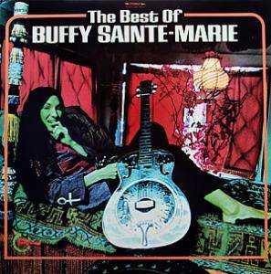 Buffy Sainte-Marie: Best Of Buffy Sainte-Marie, The - Cover