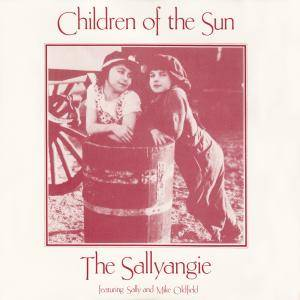 The Sallyangie: Children Of The Sun - Cover
