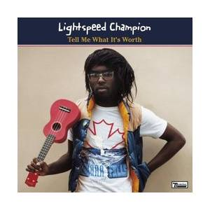 Cover - Lightspeed Champion: Tell Me What It's Worth