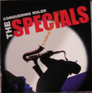 Specials, The: Conquering Ruler - Cover