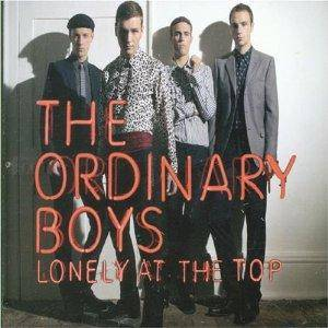 Cover - Ordinary Boys, The: Lonely At The Top