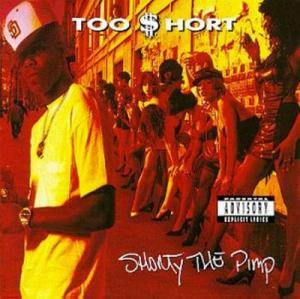 Cover - Too Short: Shorty The Pimp