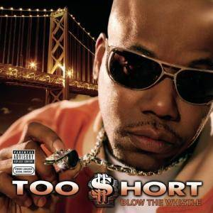 Too Short: Blow The Whistle - Cover