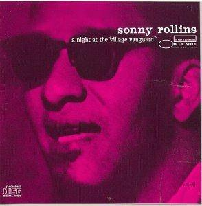 Sonny Rollins: Night At The Village Vanguard, A - Cover