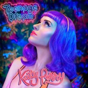 Katy Perry: Teenage Dream - Cover